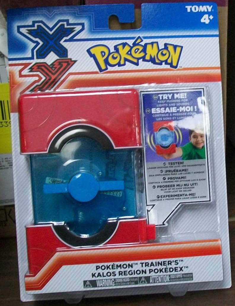 Kalos Pokedex Toy POKEMON POKEDEX...